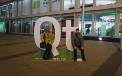Fulcrum Software at Qt World Summit